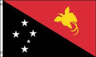 2ft by 3ft Papua New Guinea Flag