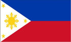 2ft by 3ft Philippines Flag