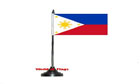 Philippines Table Flag