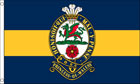 Princess of Wales Royal Regiment Flag