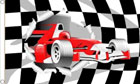 Racing Car Flag