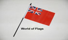 Red Ensign Hand Flag