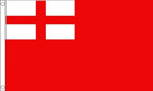 Red Ensign Flag 1620 to 1707 Flag