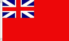 Red Ensign Flag 1707 to 1801 Flag