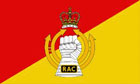 Royal Armoured Corps Flag