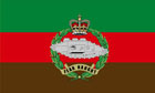 Royal Tank Regiment Flag