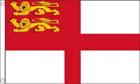 2ft by 3ft Sark Flag