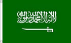 2ft by 3ft Saudi Arabia Flag