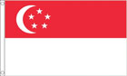 2ft by 3ft Singapore Flag