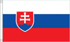 2ft by 3ft Slovakia Flag