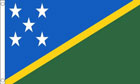 2ft by 3ft Solomon Islands Flag