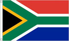 2ft by 3ft South Africa Flag