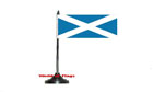 St Andrews Table Flag Light Blue