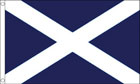 2ft by 3ft St Andrews Flag Dark Blue