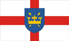 2ft by 3ft St Edmund of Suffolk Flag