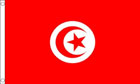 2ft by 3ft Tunisia Flag