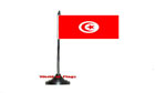 Tunisia Table Flag