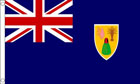 Turks and Caicos Islands Flag