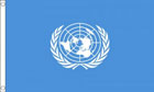 2ft by 3ft United Nations Flag