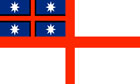 New Zealand United Tribes Flag