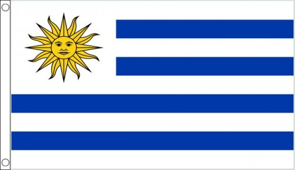 Uruguay Flag Rugby World Cup Offer