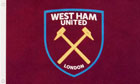 West Ham United Flag New Design