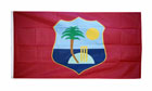 2ft by 3ft West Indies Flag